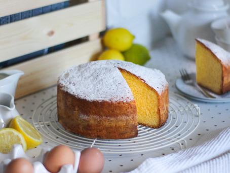 Ricetta torta paradiso sofficissima (con fecola)