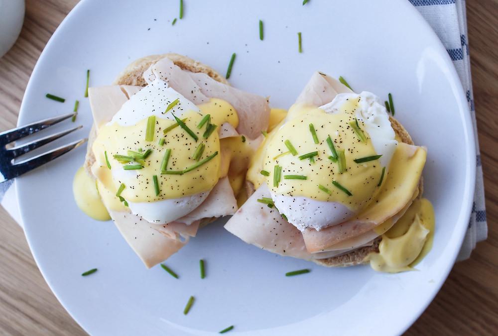 uova alla benedict ricetta