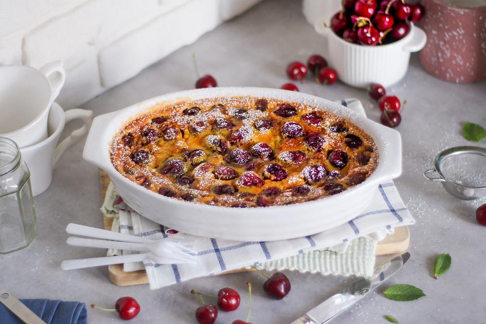 clafoutis ciliegie ricetta originale