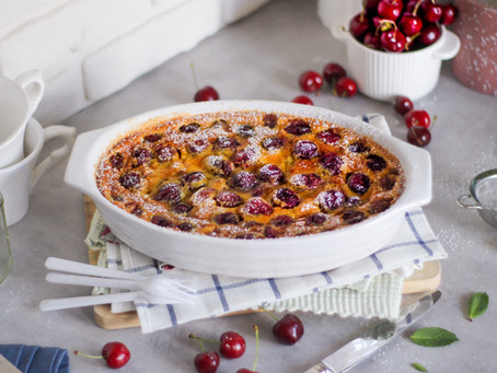 Clafoutis alle ciliegie: la ricetta originale francese