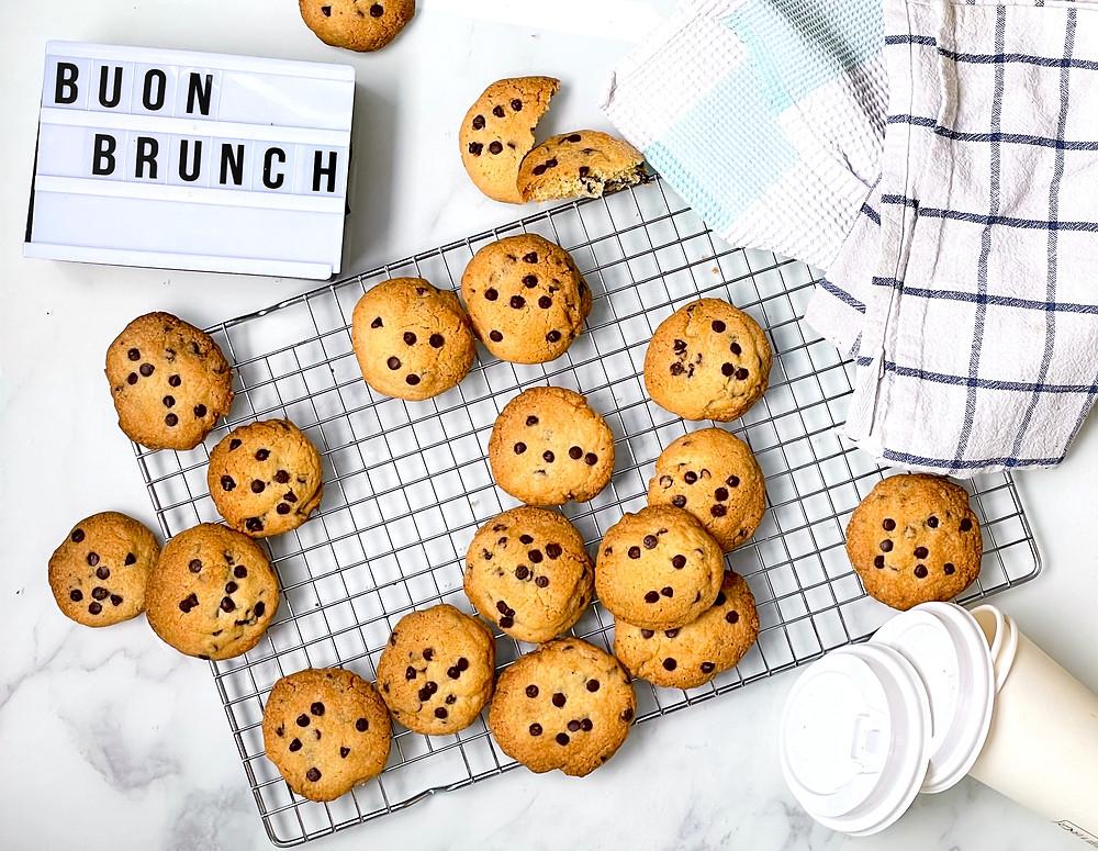 cookies americani fatti in casa ricetta originale