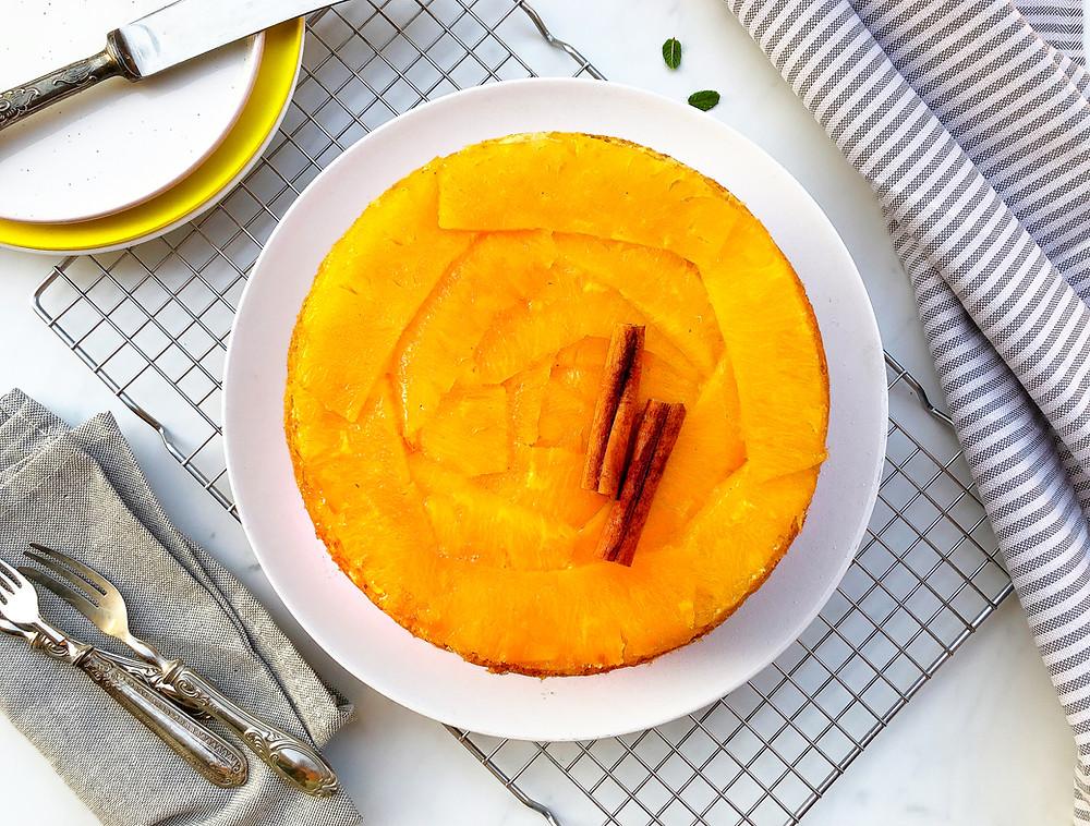 torta rovesciata all'ananas upsidown cake