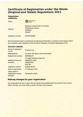 A.Hester Waste Carrier Licence _2019-202