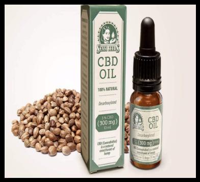 Sensi Seeds CBD Oil - 10 ml