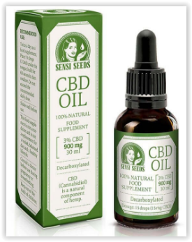Sensi Seeds CBD Oil - 30ml