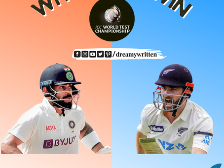 Who will win the inaugural WTC? New Zealand or India?