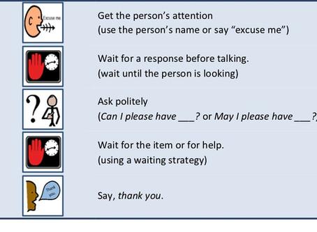 Lesson 22: Asking Politely