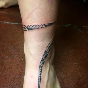 Tattoo by Jonny Hillson