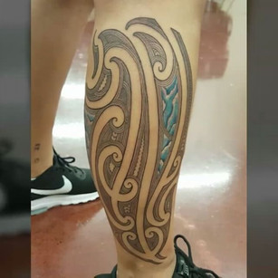 Tattoo by Andy