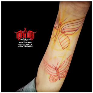 Samoan, Maori tattoo by Andy