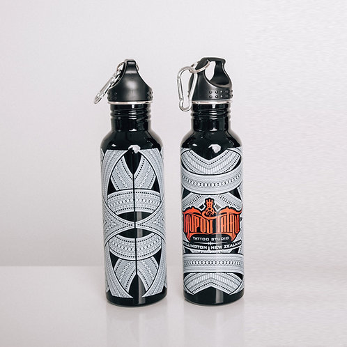 Taupou Tatau Bottle