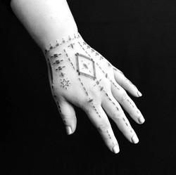 samoan hand tattoos