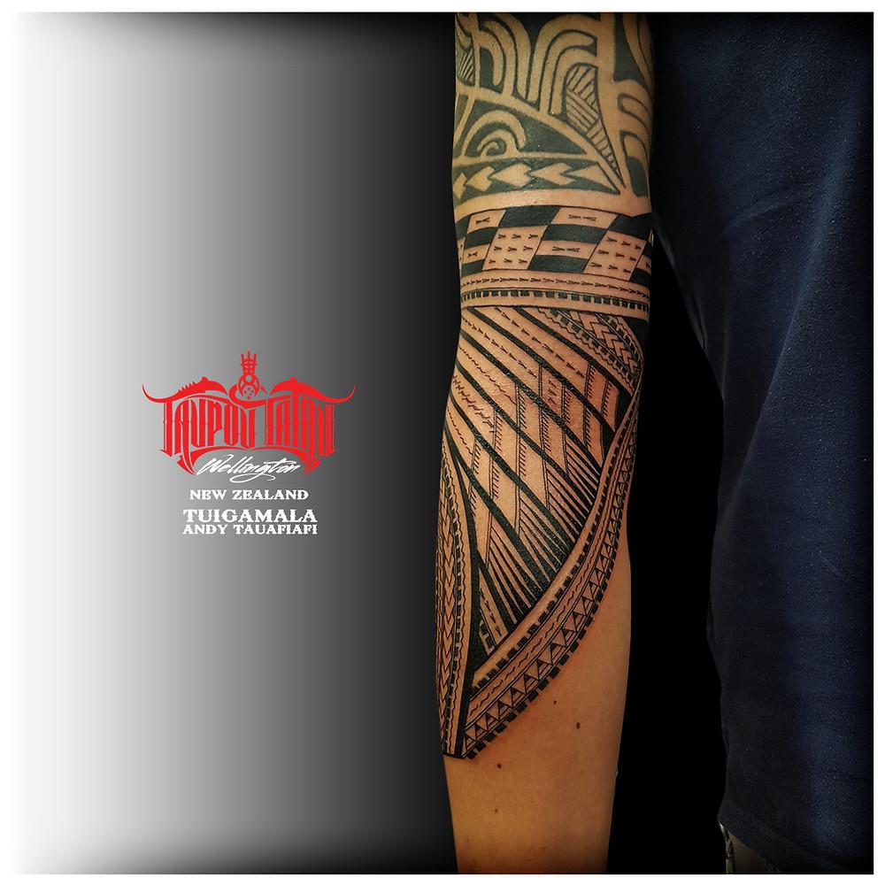 Samoan sleeve addition.