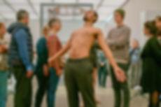 Performance zu Duchamp, Museum Schwerin