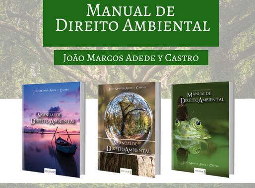 Manual de Direito Ambiental: 3 Volumes para download