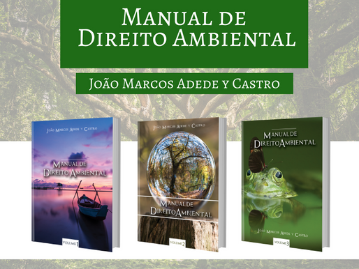 Manual de Direito Ambiental: 3 Volumes para download