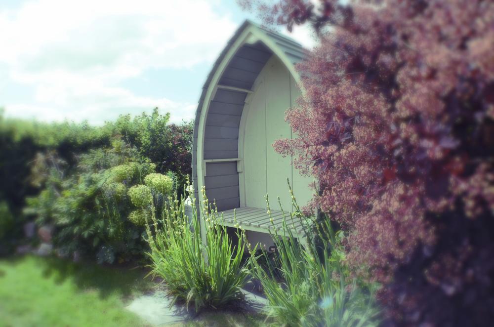 garden at No.7 @The Mede