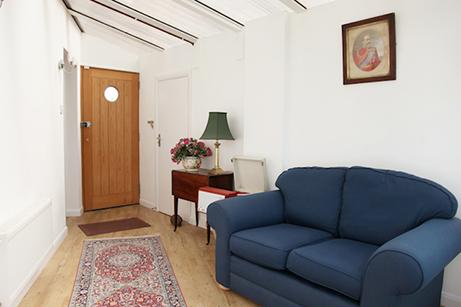 hallway at No.7 @The Mede