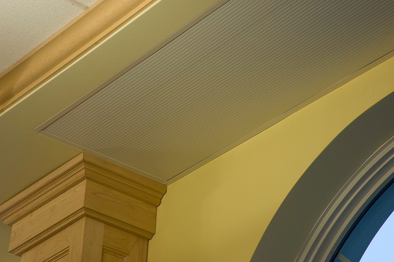 AeroTech, Hydronic Radiant Ceiling Panel Finished Look