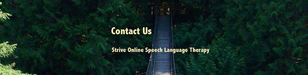 speech therapy-contact us-speech therapist-online-alberta