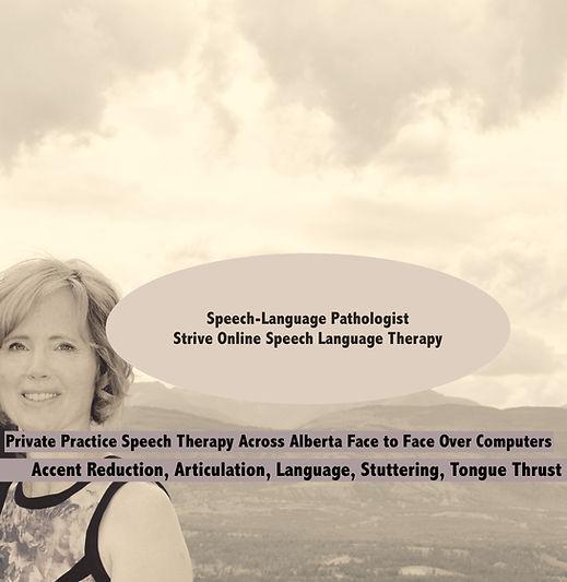 Speech therapy-speech therapist-Strive Online-Alberta 1