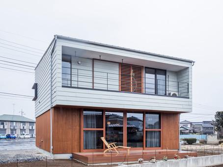 FU-CHI(古河の家)竣工写真公開。