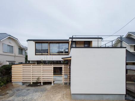 祇園の家。竣工写真公開-part1
