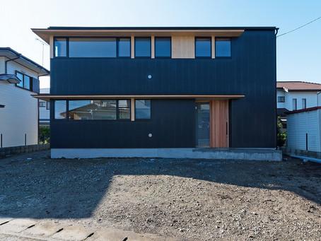 下田原の家改め「MADA」竣工写真UPしました。