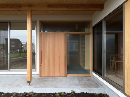 「奈坪台の家」竣工写真UP致しました。