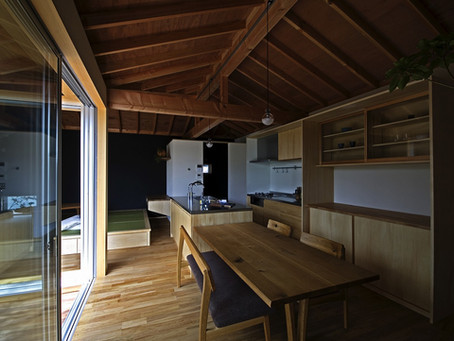 鹿沼の家 「sept」竣工写真追加しました。