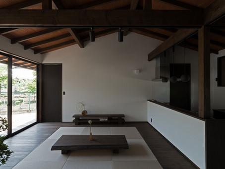 鴻野山の家。完成見学会。お礼。