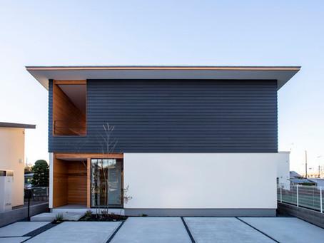 下野の家。完成写真公開。web内覧会part-1。