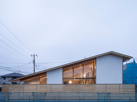 大屋根の家、完成見学会。無事に完了致しました。
