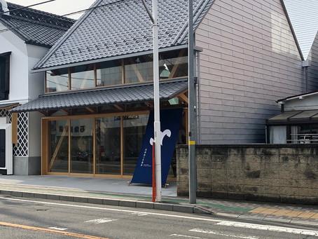 富岡商工会議所に寄り道。キッチンハウスの帰り道。