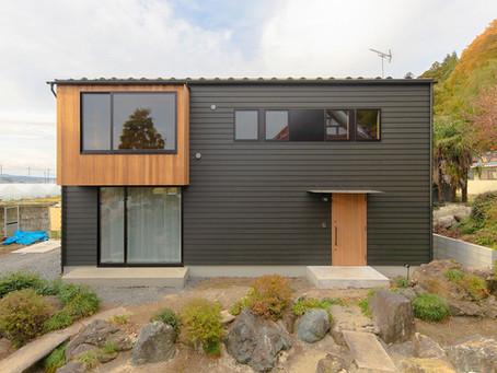 さくらの家、改め「Larch」竣工。web内覧会。