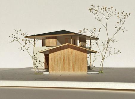 方形寄棟の家。来月着工します!