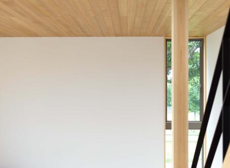 9/14(土)・15(日)・16(月)の3連休に「小金井の家」オープンハウスです。