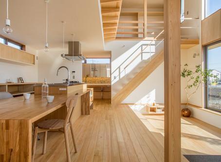 オープンハウス御礼。高根沢の家。
