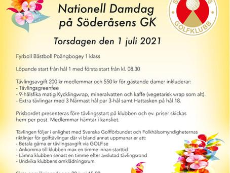 Nationell Damdag