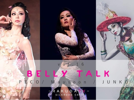 【Belly Talk出演】