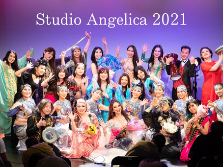 【Studio Angelica school performance 】