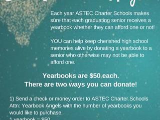 Yearbook Angels Needed