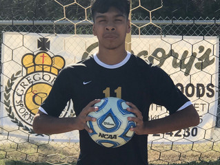 National Soccer Athlete of the Week