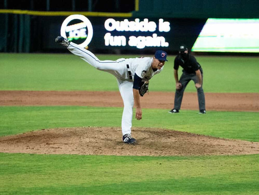 Jacksonville Takes the First Series: Bugg records 6 Ks