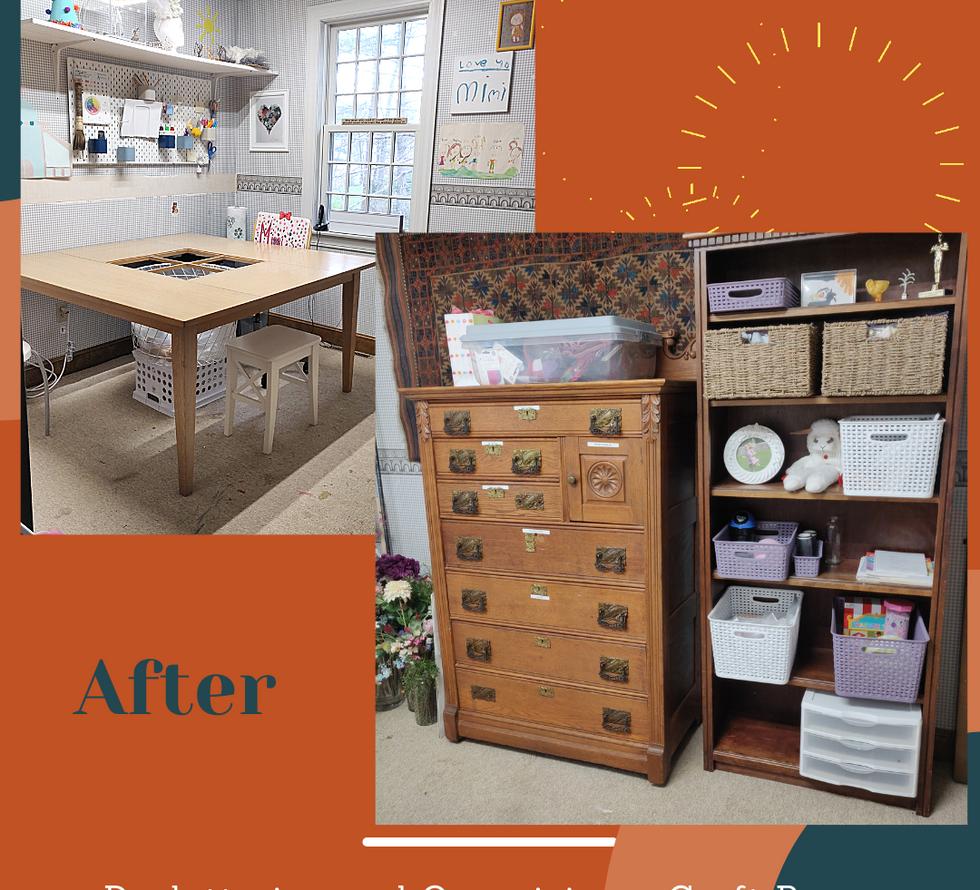 After - Craft Room