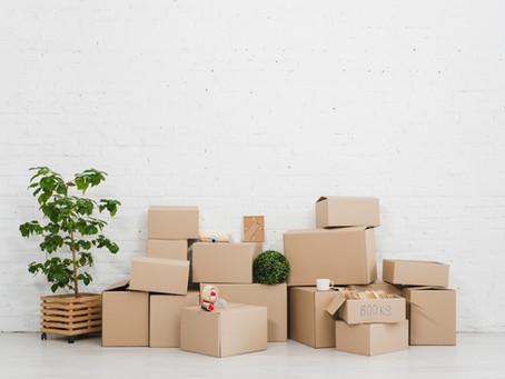 Transformative Tuesdays - Moving homes