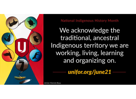 Statement: 2020 National Indigenous Peoples Day