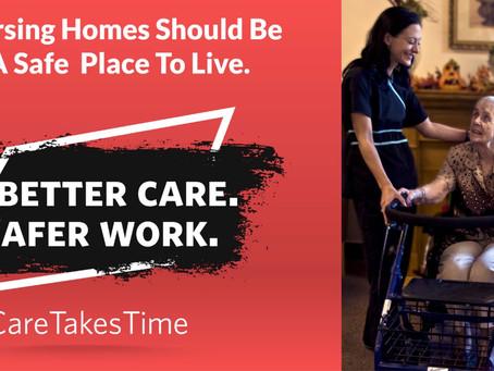 Nursing Homes Should Be A Safe Place To Live