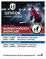 Women's Hockey Showcase
