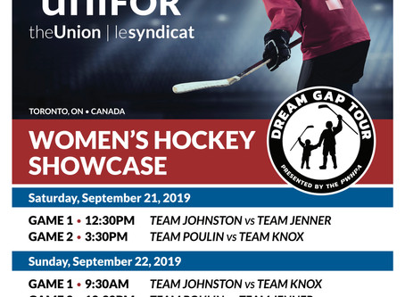 Women's Hockey Showcase